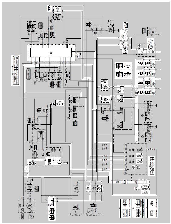 Wondrous Wiring Diagram Yamaha R25 Basic Electronics Wiring Diagram Wiring 101 Xrenketaxxcnl